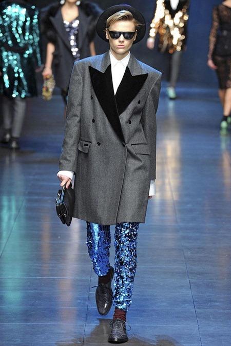 MILAN FASHION WEEK Dolce & Gabbana Fall 2011. www.imageamplified.com, Image Amplified (19)