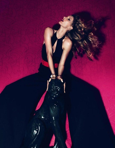VOGUE TURKEY Gisele Bundchen by Mert & Marcus. George Cortina, March 2011, www.imageamplified.com, Image Amplified (6)