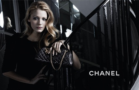 CAMPAIGN Blake Lively for Chanel Mademoiselle 2011 by Karl Lagerfeld. www.imageamplifeid.com, Image Amplified (1)