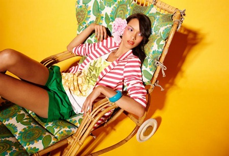 CAMPAIGN Lais Ribeiro for Blanco Color Splash Summer 2011 by David Dunan. www.imageamplified.com, Image Amplified (3)