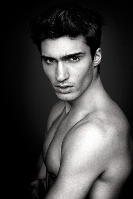 FEATURED MODEL Mario Loncarski by Marcel Gonzales-Ortiz. www.imageamplified.com, Image Amplified (1)