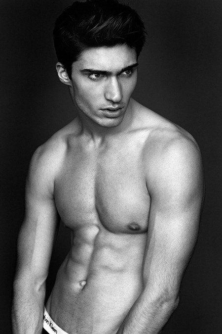 FEATURED MODEL Mario Loncarski by Marcel Gonzales-Ortiz. www.imageamplified.com, Image Amplified (2)