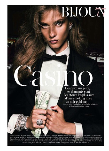 VOGUE PARIS Anna Selezneva in Bijoux Casino by Knoepfel & Indlekofer. May 2011, Veronique Didry, www.imageamplified.com, Image Amplified (5)