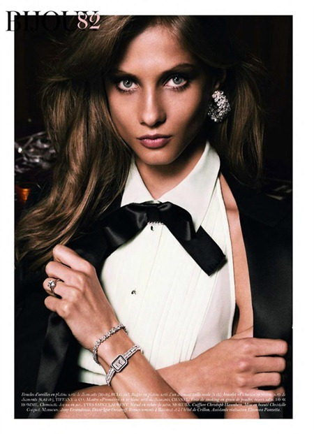 VOGUE PARIS Anna Selezneva in Bijoux Casino by Knoepfel & Indlekofer. May 2011, Veronique Didry, www.imageamplified.com, Image Amplified (4)