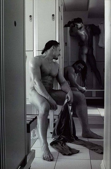 MASCULINE DOSAGE At the Gym by Seva Galkin. www.imageamplified.com, Image Amplified (3)