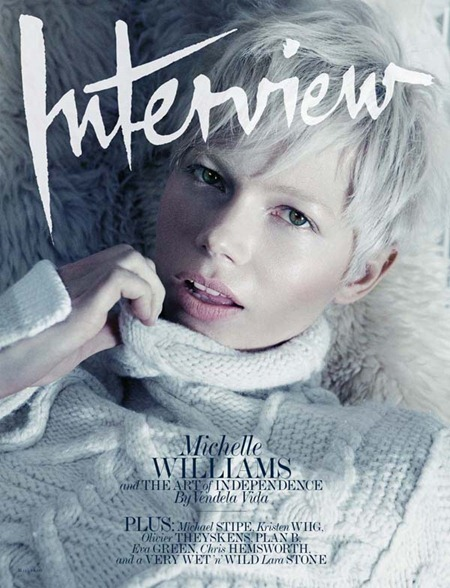 INTERVIEW MAGAZINE Michelle Williams by Mikael Jansson. May 2011, Karl Templer, www.imageamplified.com, Image Amplified (4)