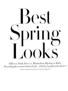 H&M MAGAZINE Kasia Struss by Josh Olins. Spring 2011, Ludivine Poiblanc, www.imageamplified.com, Image Amplified (4)