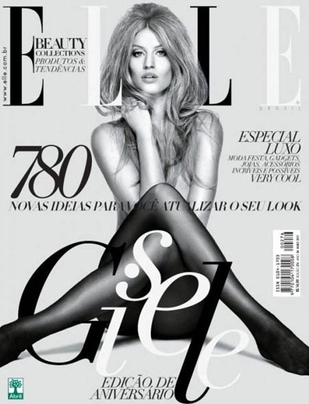 PREVIEW Gisele Bundchen for Elle Brazil, May 2011 by Nino Muñoz. www.imageamplified.com, Image Amplified