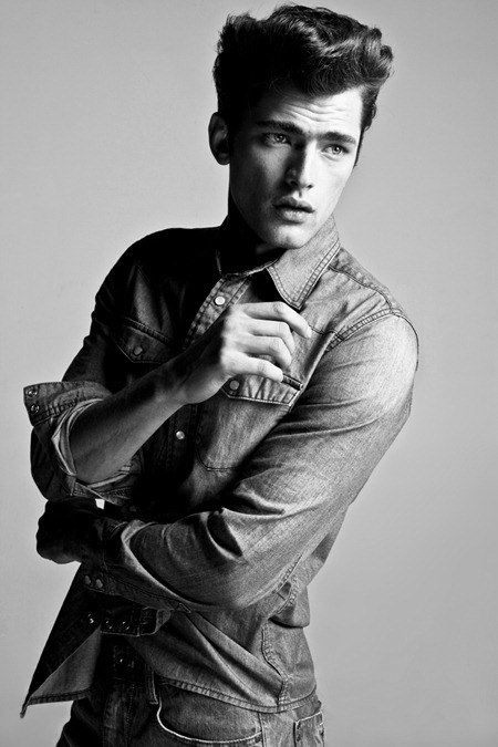 CAMPAIGN Sean O'Pry for MJeans Spring Summer 2011. www.imageamplified.com, Image Amplified (8)
