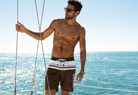 CAMPAIGN Noah Mills for Calzedonia Spring 2011 by Dean Isidro. www.imageamplified.com, Image Amplified (12)