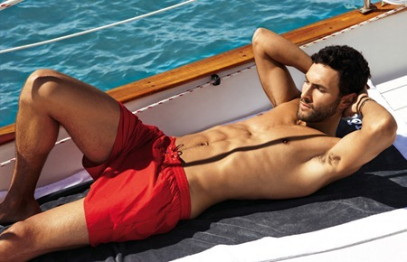 CAMPAIGN Noah Mills for Calzedonia Spring 2011 by Dean Isidro. www.imageamplified.com, Image Amplified (9)
