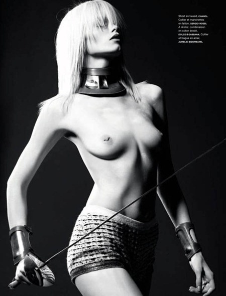 NUMERO MAGAZINE Abbey Lee Kershaw by Tom Munro. Charles Varenne, www.imageamplified.com, Image Amplified (8)