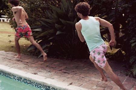 ATTITUDE UK Selfridges Swimwear Portfolio by Mischa Taylor. Summer 2011, Frank Strachan. www.imageamplified.com, Image Amplified (28)