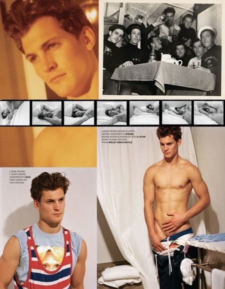 V MAN MAGAZINE All the Suits You'll Need This Summer by Bruce Weber. Summer 2011, www.imageamplified.com, Image Amplified (8)
