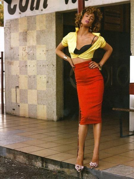 VOGUE UK Raquel Zimmerman in Heat Wave by Josh Olins. www.imageamplified.com, Image Amplified (8)