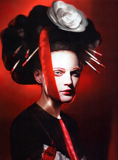 VOGUE UK Guinevere Van Seenus by Paolo Roversi. Lucinda Chambers, June 2011, www.imageamplified.com, Image Amplified (6)
