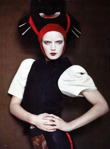VOGUE UK Guinevere Van Seenus by Paolo Roversi. Lucinda Chambers, June 2011, www.imageamplified.com, Image Amplified (8)