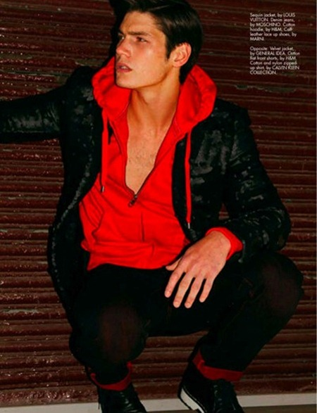 STYLE MEN MAGAZINE Sam Way in Red Alert by Joe Lally. Joseph Episcopo, www.imageamplified.com, Image Amplified (3)