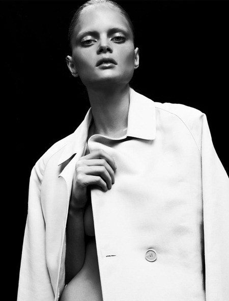 QVEST MAGAZINE Nathalia Oliveira in White Suit by Alvaro Beamud Cortes. Spring 2011, www.imageamplified.com, Image Amplified (2)