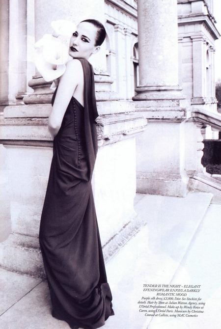 HARPER'S BAZAAR UK Eva Green in Eva For Ever by Camilla Akrans. Franck Benhamou. June 2011, www.imageamplified.com, Image Amplified (8)