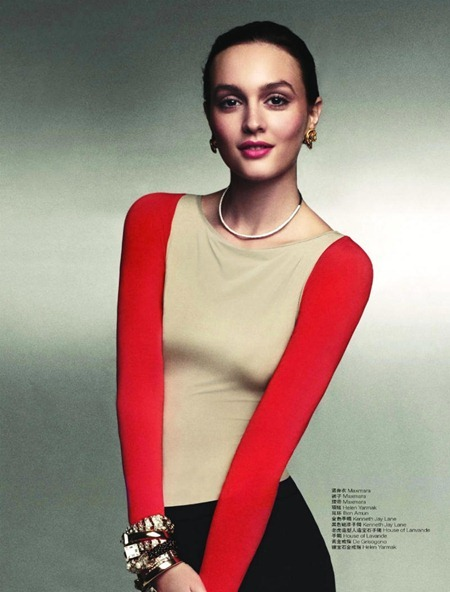 L'OFFICIEL CHINA Leighton Meester in Queen B by Alexey Yurenev. Peju Famojure, www.imageamplified.com, Image Amplified (6)