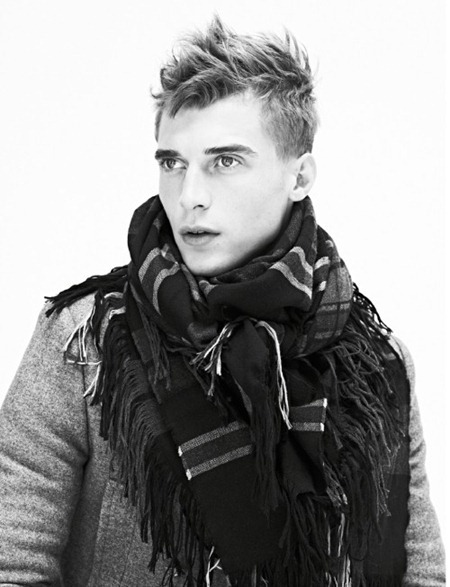 CAMPAING Clement Chabernaud for Balmain Homme Fall 2011 by Karim Sadli. www.imageamplified.com, Image Amplified (9)