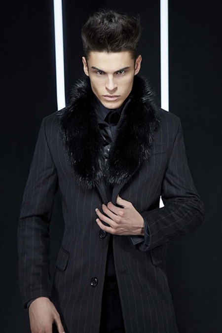 CAMPAIGN Baptiste Giabiconi for Lagerfeld Fall 2011 by Karl Lagerfeld. www.imageamplified.com, Image Amplified (10)