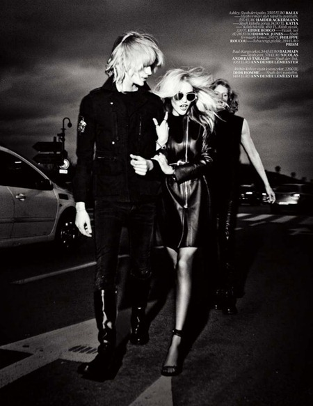 VOGUE TURKEY Ashley Smith in Blondie by Ellen von Unwerth. Sebastian Kaufmann, www.imageamplified.com, Image Amplified (10)