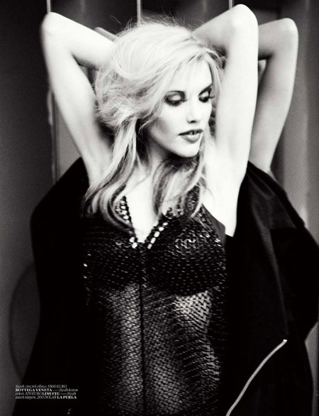 VOGUE TURKEY Ashley Smith in Blondie by Ellen von Unwerth. Sebastian Kaufmann, www.imageamplified.com, Image Amplified (4)