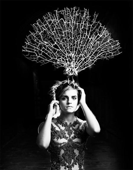 STYLE REWIND Emma Watson for Harper's Bazaar, 2008 by Simon Procter. www.imageamplified.com, Image Amplified (1)