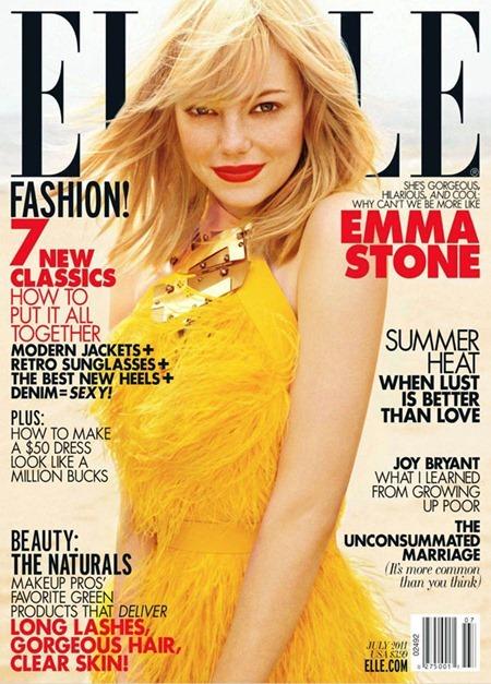 ELLE MAGAZINE Emma Stone in Riot Girl by Carter Smith. July 2011, Joe Zee, www.imageamplified.com, Image Amplified (8)