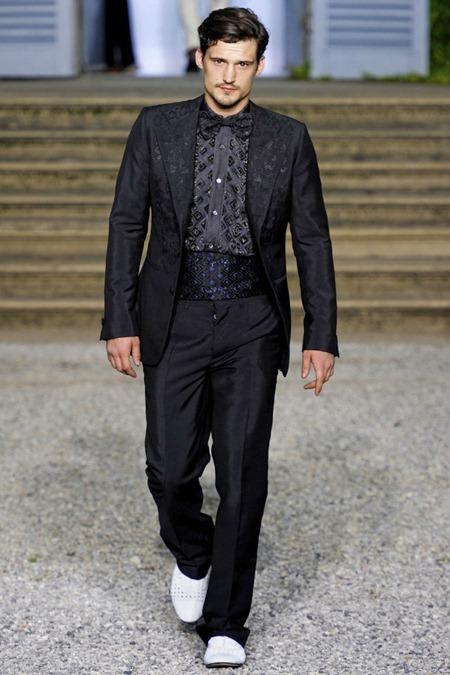 MILAN FASHION WEEK Roberto Cavalli Spring 2012. www.imageamplified.com, Image Amplified (6)