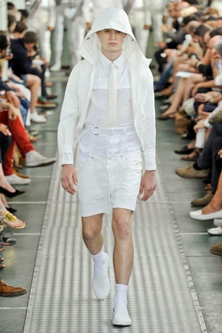 MILAN FASHION WEEK Moncler Gamme Bleu Spring 2012. www.imageamplified.com, Image Amplified (34)