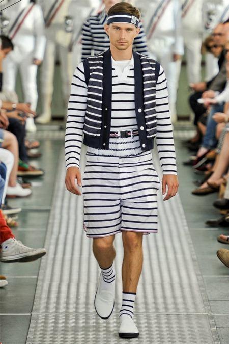 MILAN FASHION WEEK Moncler Gamme Bleu Spring 2012. www.imageamplified.com, Image Amplified (17)