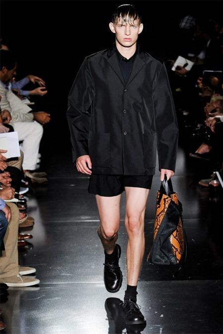 MILAN FASHION WEEK Jil Sander Spring 2012. www.imageamplified.com, Image Amplified (4)