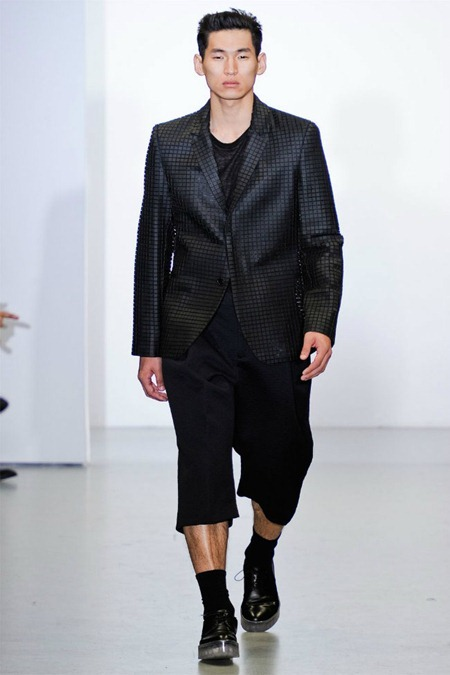 MILAN FASHION WEEK Calvin Klein Collection Spring 2012. www.imageamplified.com, Image Amplified (7)