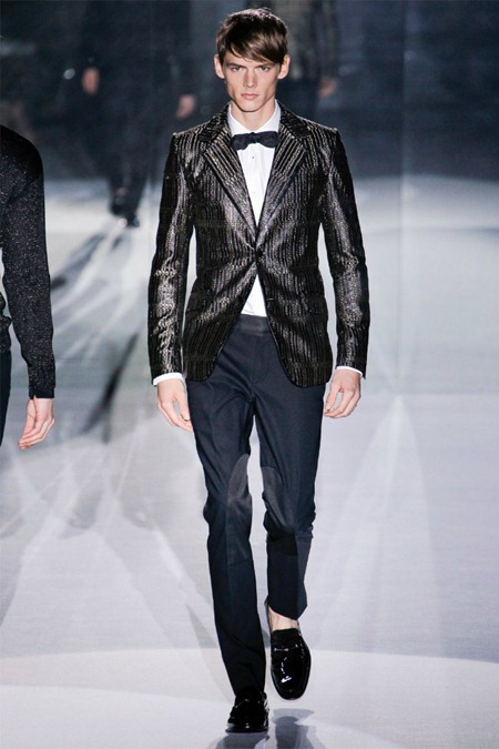 MILAN FASHION WEEK Gucci Spring 2012. www.imageamplified.com, Image Amplified (2)