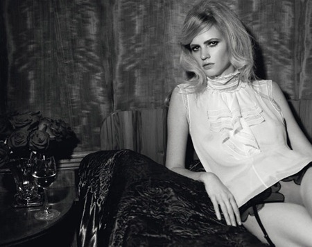 SELF SERVICE MAGAZINE Lara Stone by Alasdair McLellan. Jane How, Spring Summer 2011, www.imageamplified.com, Image Amplified (4)