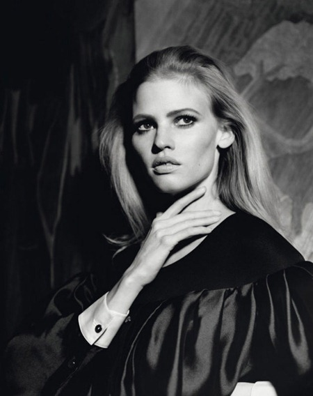 SELF SERVICE MAGAZINE Lara Stone by Alasdair McLellan. Jane How, Spring Summer 2011, www.imageamplified.com, Image Amplified (5)