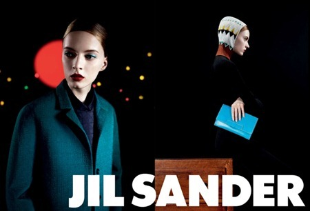 CAMPAIGN Daria Strokous for Jil Sander Fall 2011 by Willy Vanderperre. www.imageamplified.com, Image Amplified (3)
