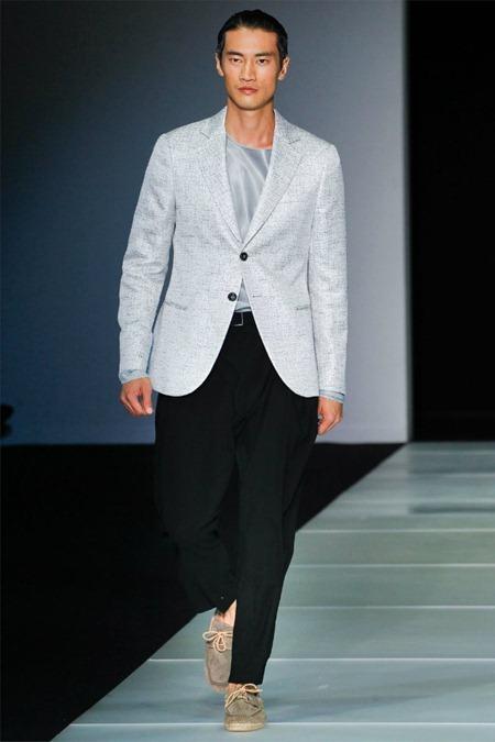 MILAN FASHION WEEK Giorgio Armani Spring 2012. www.imageamplified.com, Image Amplified (15)
