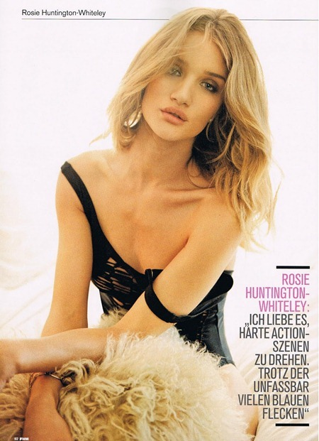 FEATURED MODEL Rosie Huntington-Whiteley for FHM Germany, July 2011. www.imageampilfied.com, Image Amplified (6)