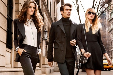 CAMPAIGN Izabel Goulart, Anne Byalitsyna & Aline Weber for DKNY Fall 2011 by Inez & Vinoodh. www.imageamplified.com, Image Amplified (5)