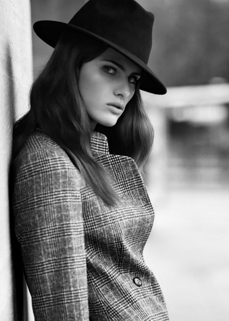 CAMPAIGN Isabeli Fontana for Escada Fall 2011 by Knoepfel & Indlekofer. www.imageamplified.com, Image Amplified (2)
