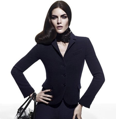 CAMPAIGN Hilary Rhoda for Max Mara Fall 2011 by Mario Sorrenti. www.imageamplified.com, Image Amplified (14)