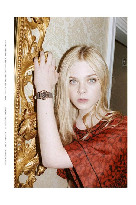 CAMPAIGN Elle Fanning for Marc by Marc Jacobs Fall 2011 by Juergen Teller. www.imageamplified.com, Image Amplified (6)