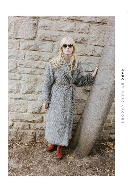 CAMPAIGN Elle Fanning for Marc by Marc Jacobs Fall 2011 by Juergen Teller. www.imageamplified.com, Image Amplified (1)