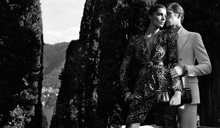 CAMPAIGN Daria Werbowy for Salvatore Ferragamo Fall 2011 by Mikael Jansson. www.imageamplified.com, Image Amplified (1)