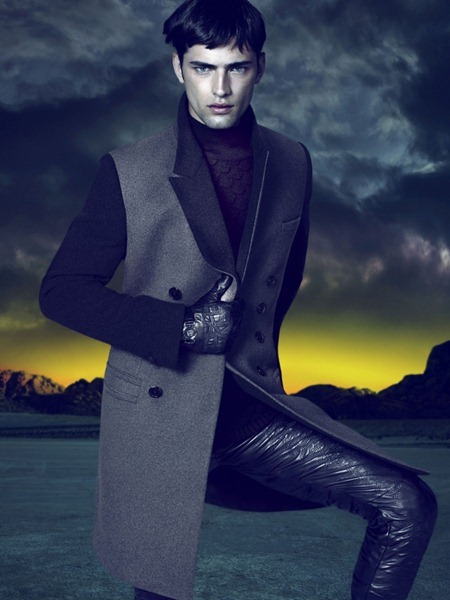 CAMPAIGN Sean O'Pry for Versace Fall 2011 by Mert & Marcus. www.imageamplified.com, Image Amplified (4)