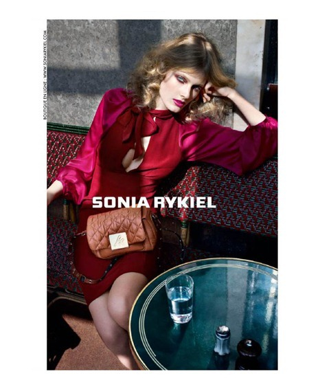 CAMPAIGN Constance Jablonski for Sonia Rykiel Fall 2011 by Cedric Buchet. www.imageamplified.com, Image Amplified (3)